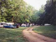 Group Camping Area