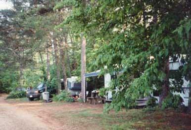 Full hookup camping in alberta